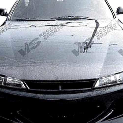 (VIS Racing 97-98 Nissan 240SX OEM Carbon Fiber Hood (97NS2402DOE-010C))