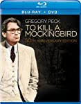 Cover Image for 'To Kill a Mockingbird 50th Anniversary Edition [Blu-ray + DVD + Digital Copy]'