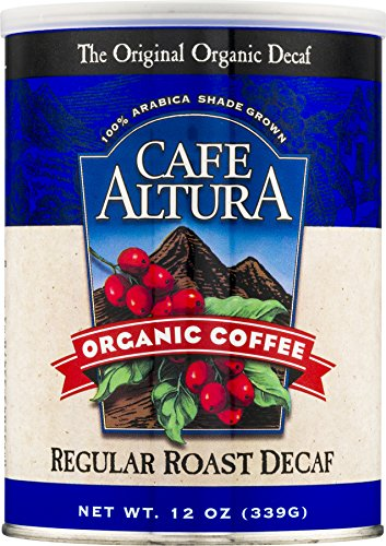 Cafe Altura Ground Organic Regular
