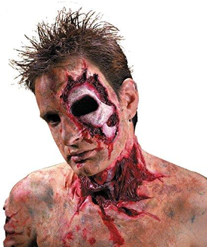 [Rubie's Costume Co Reel F/X Latex Knawed Costume] (Zombie Prosthetics)