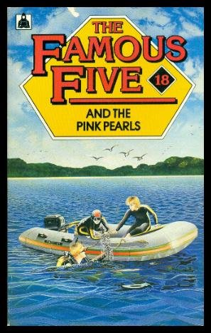 The Famous Five and the Pink Pearls (Knight Books)