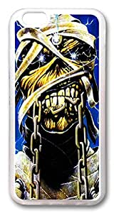 Iron Maiden Custom iphone 6 4.7inch Case Cover Polycarbonate Transparent by mcsharks