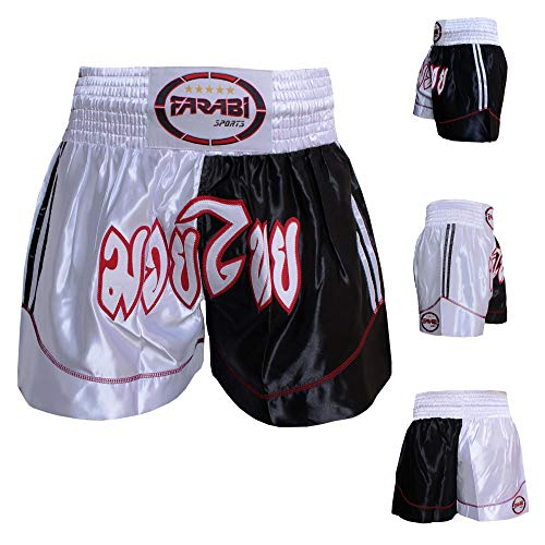 Muay Thai Shorts Kickboxing Shorts MMA Boxing Training