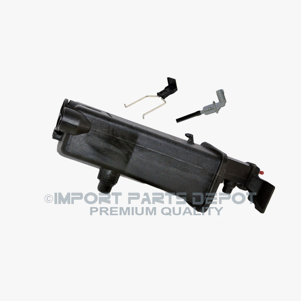Coolant Recovery Reservoir Expansion Tank + Sensor +Clip for BMW 330i 330Ci 330xi 328i 328Ci 325i 325Ci 325xi 323i 323Ci X3 X5 17117573781 New