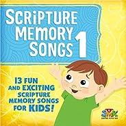 Scripture Memory Songs, Vol. 1