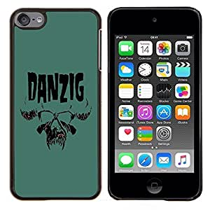 LECELL--Funda protectora / Cubierta / Piel For Apple iPod Touch 6 6th Touch6 -- Danzig --