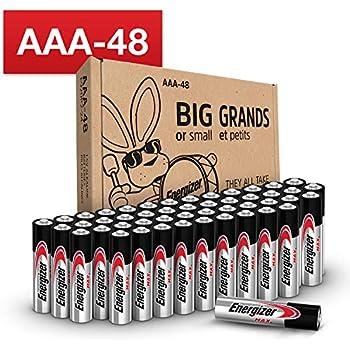 Amazon.com: Duracell - CopperTop AA Alkaline Batteries