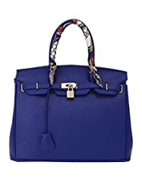 Tibes Special Design Pu Handbag Europe Style Shoulder Bag L/M