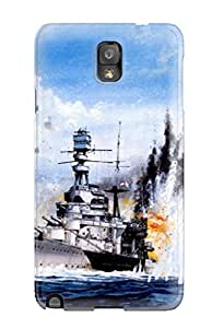 Shayna Somer's Shop Discount 1236807K83193070 Anti-scratch And Shatterproof Ship Phone Case For Galaxy Note 3/ High Quality Tpu Case