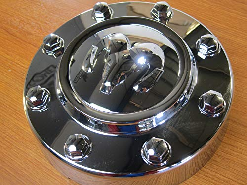 (Dodge Ram 3500 Dually Chrome Front Center Hub Cap Wheel Cover Mopar OEM)