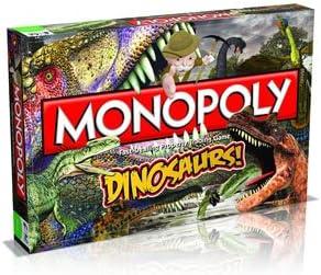 Dinosaurs Monopoly Board Game by Monopoly: Amazon.es: Juguetes y juegos