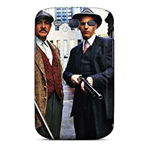 Shock-Absorbing Hard Cell-phone Case For Samsung Galaxy S3 With Custom Stylish Rise Against Pictures KennethKaczmarek
