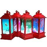 CICN Christmas Decor Lanterns,Outdoor Lanterns