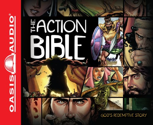 The Action Bible by Oasis Audio