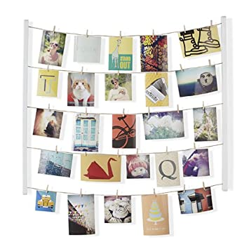umbra hangit photo display white