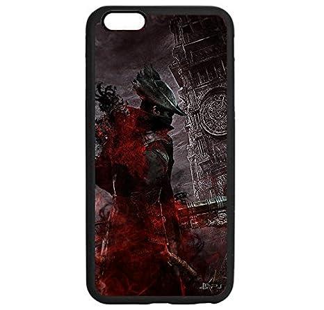 Iphone 6 Plus Video Game Bloodborne Wallpaper Background