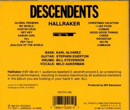 Hallraker by Sst Records