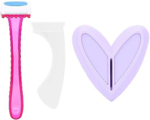 Zetiling Bikini Trimmer Shaver, afeitadora de Afeitar de Vello ...
