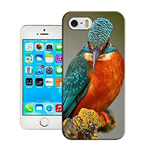LarryToliver Customizable Bird art painting Case With Hard Shell Cover Case For Iphone 5/5S Cover