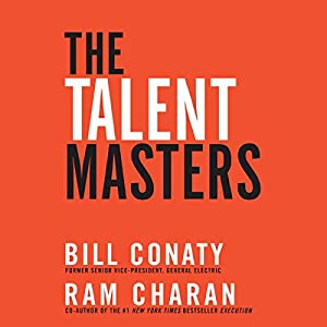 The Talent Masters Audiobook