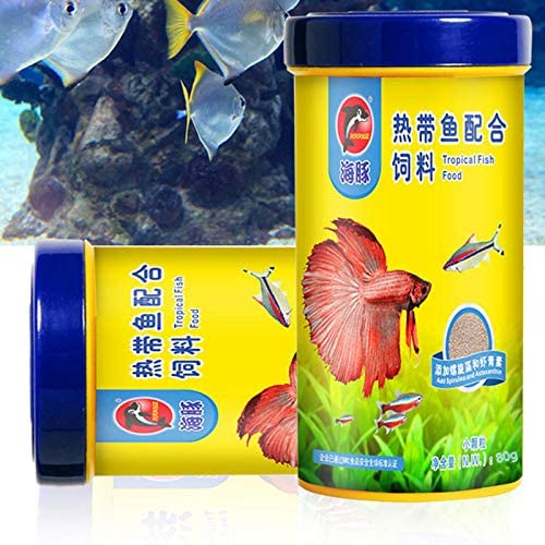 Alimentos para Peces goldfish Carp Guppies Alimentos 9