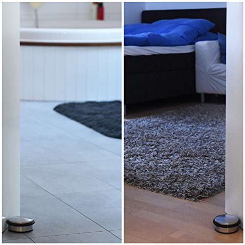 70off stainless steel door stopper 3 pack u2013 premium sofihome top durability