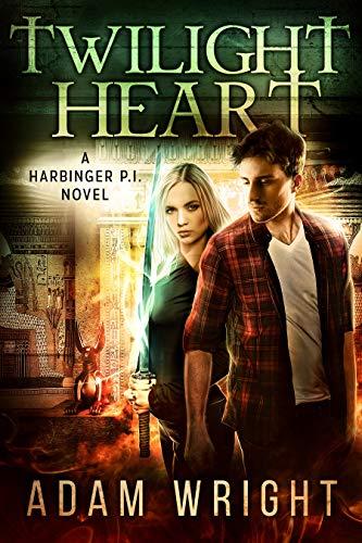 Twilight Heart (Harbinger P.I. Book 7)