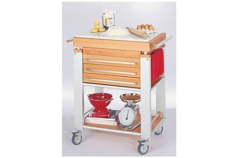 Foppapedretti Küchenwagen dùspaghi: Amazon.de: Küche & Haushalt