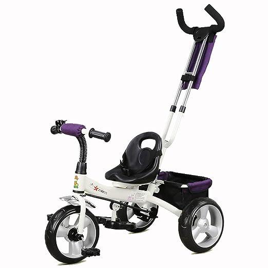 YUMEIGE triciclos Triciclo para niños 1-5 años de Edad ...
