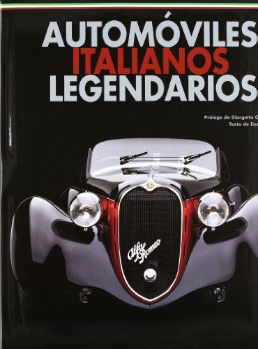 Descargar Libro Automoviles Italianos Legendarios Enzo Rizzo