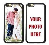 iPhone 8 Plus Case, iPhone 7 Plus Case, ArtsyCase Custom Personalized Picture Photo Phone Case for iPhone 7 Plus and iPhone 8 Plus (Black)