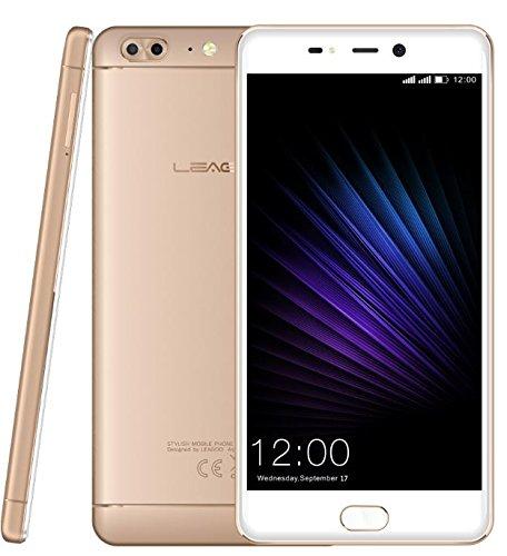 2 opinioni per Leagoo T5- smartphone da 5,5 pollici FHD