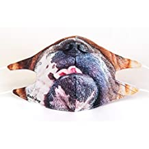 M11 Bulldog Pet Grooming Mask - Adult (Available in Child and Adult)