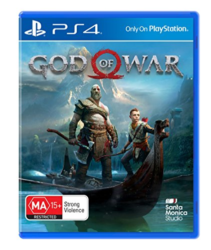 Price comparison product image God of War - PlayStation 4 (PS4)