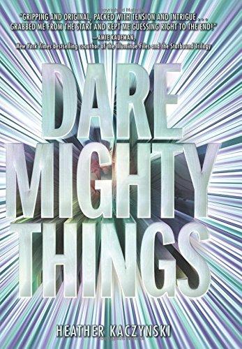 Amazon.com: Dare Mighty Things: 9780062479860: Kaczynski, Heather: Books