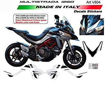 Vulturbike Stickers Kit For Ducati Multistrada 1260 Design
