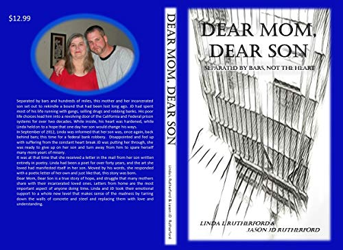 Dear Mom, Dear Son: Separated by bars, not the heart