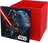 Star Wars Square Shaped Childrens Storage Box By BestTrend