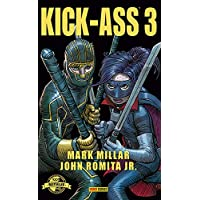 Kick-ass. Vol. 3 (Pasta dura)