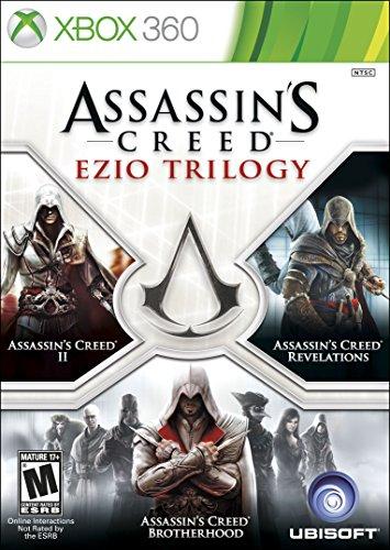 Assassin's Creed - Ezio Trilogy - Xbox 360 - Standard Edition