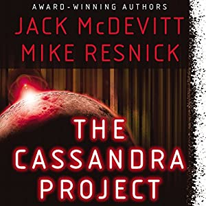 The Cassandra Project Audiobook