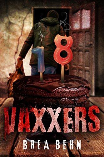 Vaxxers Brea Behn ebook product image