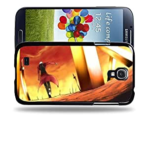 Case88 Designs Fate Stay Night Archer Unlimited Blade Works Protective Snap-on Hard Back Case Cover for Samsung Galaxy S4
