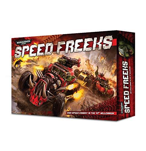 - Citadel Warhammer 40,000: Speed Freeks