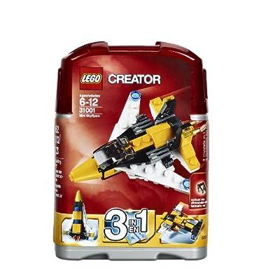 LEGO Creator Mini Skyflyer 31001: Toys & Games