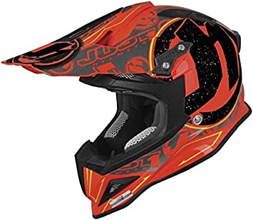 Just1 Casco MX Carbon/JUST1J12 sello