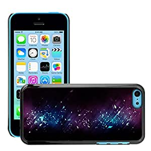 Super Stellar Slim PC Hard Case Cover Skin Armor Shell Protection // M00049497 awesome black aero // Apple iPhone 5C