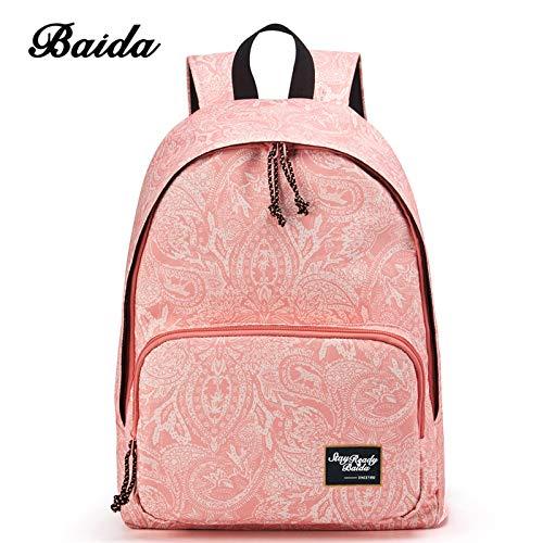 28d34cb0c959 Teens Backpack - Baida Printing School Bag,Casual Daypack ...