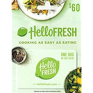 HelloFresh Gift Card