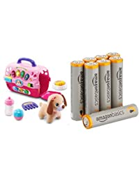 VTech Care for Me Learning Carrier Toy with Amazon Basics AAA Batteries Bundle BOBEBE Online Baby Store From New York to Miami and Los Angeles
